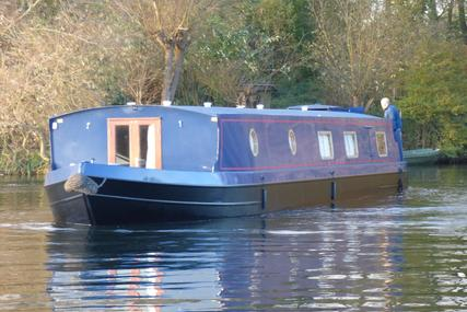 Wide Beam Narrowboat 60 x12 Orchard Marine Hanbury for sale in United Kingdom for £109,950
