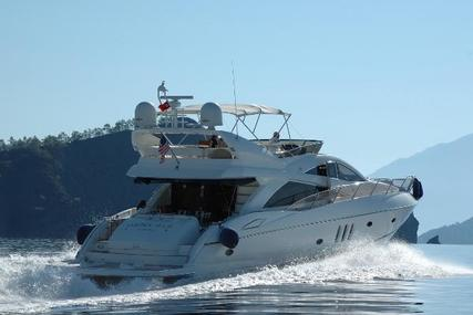 Sunseeker Manhattan 66 for sale in Turkey for €595,000 (£517,846)