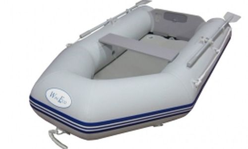 Image of Waveco 260 Solid transom with Airmat Floor for sale in United Kingdom for £425 Brightlingsea, United Kingdom