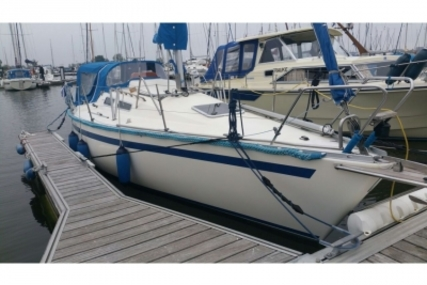 Hanse 291 for sale in Germany for €18,900 (£16,629)