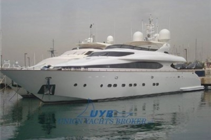 FIPA ITALIANA YACHTS FIPA 33 MAIORA for sale in Spain for €4,400,000 (£3,896,046)