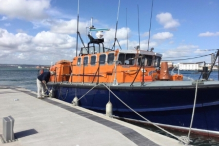 Custom BUILT STEEL 14 TYNE CLASS LIFEBOAT for sale in United Kingdom for €99,500 (£87,800)