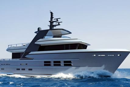 Bandido Yachts Bandido 80 for sale in Germany for €7,080,500 (£6,298,873)
