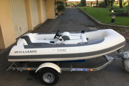 Williams 280 minijet for sale in France for €21,500 (£18,785)
