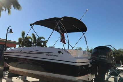 Hurricane Sun Deck 188 for sale in United States of America for $27,600 (£19,745)