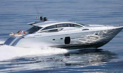 Image of Pershing 72 for sale in United Kingdom for €2,000,000 (£1,771,683) Port Solent, Portsmouth, , United Kingdom