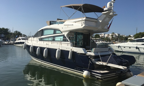 Image of Fairline Squadron 50 for sale in Spain for £574,950 Palma, Majorca, Spain