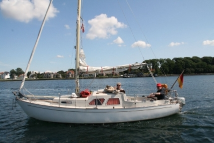 Bandholm 24 for sale in Germany for €8,900 (£7,811)
