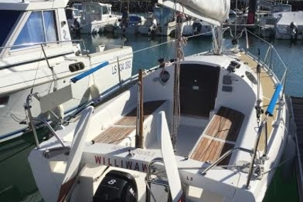 Etap Yachting 21 I for sale in France for €18,000 (£15,869)
