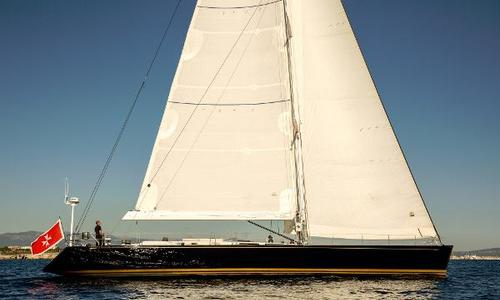 Image of Nautor's Swan 80-003 for sale in Spain for €1,765,000 (£1,558,430) Palma de Mallorca, Spain