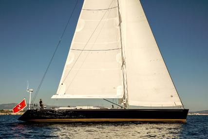 Nautor's Swan 80-003 for sale in Spain for €1,650,000 (£1,445,378)