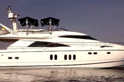 Fairline Squadron 74 for sale in Turkey for €750,000 (£660,200)