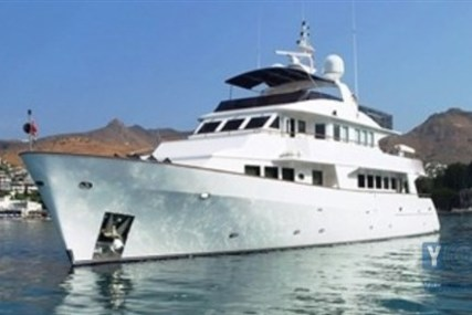 Tecnomar 30 Tri Deck for sale in Turkey for €1,150,000 (£1,027,189)