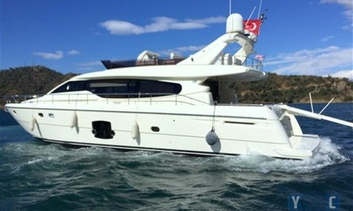 Image of Ferretti 630 for sale in Turkey for €750,000 (£659,063) Turchia, Turkey