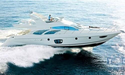 Image of Azimut 62E for sale in Turkey for €550,000 (£480,853) Turchia, Turkey