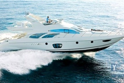 Azimut 62E for sale in Turkey for €550,000 (£484,146)