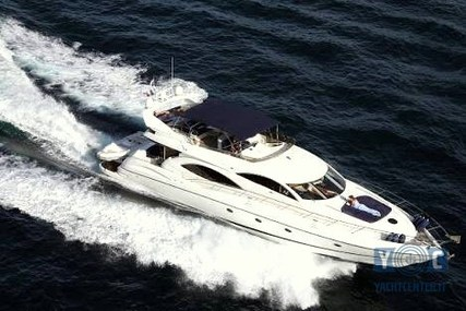 Sunseeker Manhattan 74 for sale in Turkey for €600,000 (£524,797)