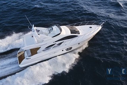 Azimut 55 E for sale in Turkey for €635,000 (£558,969)