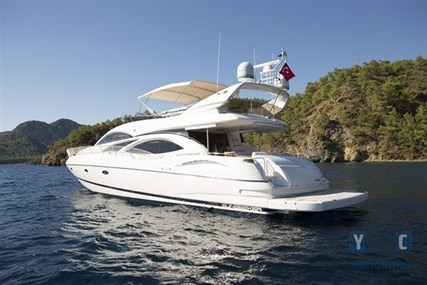 Sunseeker Manhattan 74 for sale in Turkey for €625,000 (£546,200)