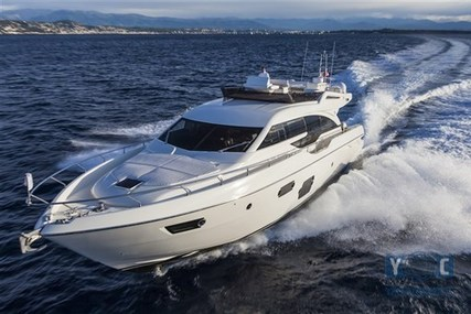 Ferretti 690 for sale in Turkey for €1,990,000 (£1,751,637)
