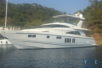 Fairline Squadron 78 for sale in Turkey for €1,945,000 (£1,742,176)
