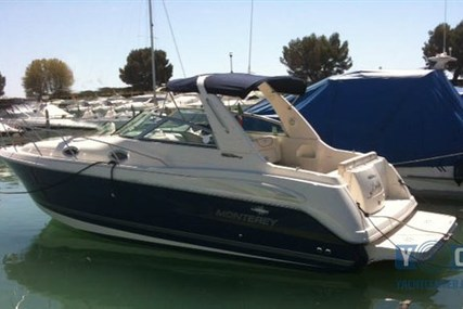 Monterey 302 Cruiser for sale in Italy for €47,000 (£41,570)
