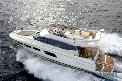 Jeanneau Prestige 500 for sale in Turkey for €619,000 (£541,628)