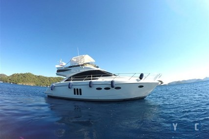 Princess 50 for sale in Turkey for €390,000 (£340,760)