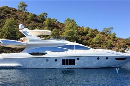 Azimut 70 for sale in Turkey for €1,595,000 (£1,398,080)