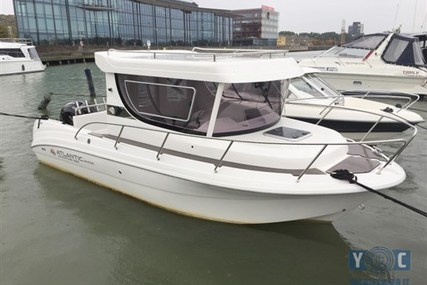 Atlantic Adventure 660 for sale in Sweden for €55,000 (£48,125)