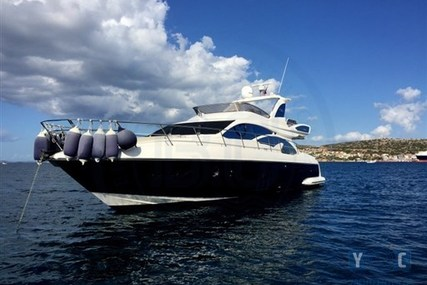 Azimut 60 Flybridge for sale in Turkey for €898,000 (£785,975)