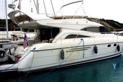 Princess 56 for sale in Cyprus for €195,000 (£171,676)