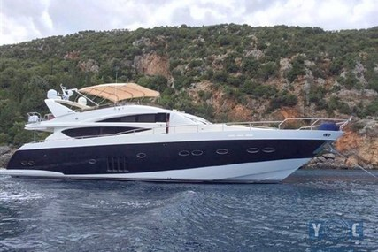 Princess 85 for sale in Turkey for €1,599,000 (£1,399,134)