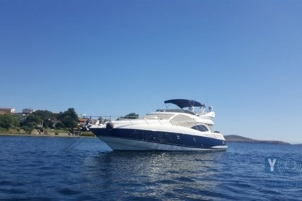 Sunseeker Manhattan 64 for sale in Turkey for €420,000 (£369,712)