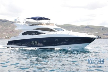 Sunseeker Manhattan 70 for sale in Turkey for €1,240,000 (£1,089,650)