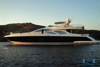 Azimut 98 Leonardo for sale in Turkey for € 3.350.000 (£ 2.913.474)