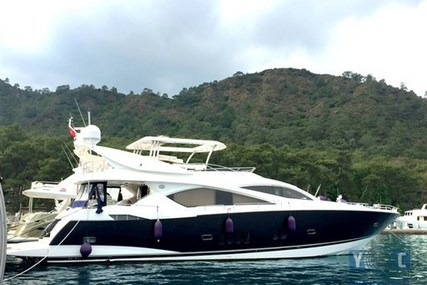 Sunseeker Predator 82 for sale in Turkey for €1,400,000 (£1,227,952)