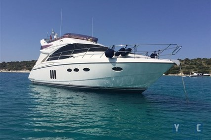 Princess 50 for sale in Turkey for €470,000 (£417,648)