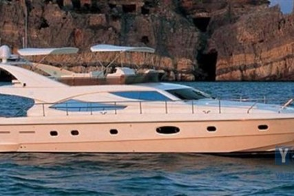 Ferretti 620 for sale in Turkey for €550,000 (£484,215)