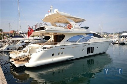 Azimut 78 for sale in France for €2,100,000 (£1,855,747)