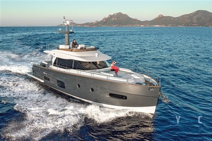 Azimut Magellano 53 for sale in Turkey for €830,000 (£727,037)