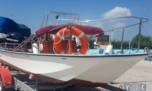 Image of Boston Whaler 16 Sakonnet for sale in Italy for €9,900 (£8,855) Friuli-Venezia Giulia, Italy