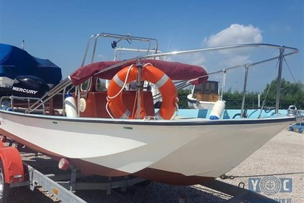 Boston Whaler 16 Sakonnet for sale in Italy for €9,900 (£8,843)