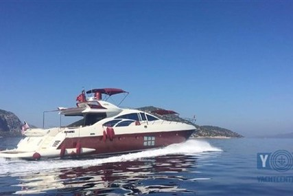 Azimut 86 S for sale in Turkey for €985,000 (£864,475)