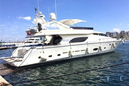 Ferretti 810 for sale in Turkey for €1,100,000 (£968,293)