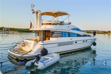 Fairline Squadron 52 for sale in Croatia for €249,000 (£223,585)