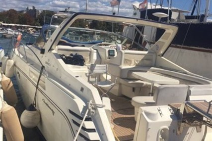 Cranchi 41 for sale in Croatia for €77,000 (£68,768)