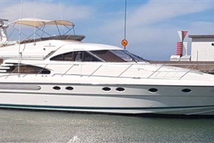 Fairline Squadron 65 for sale in Italy for €399,000 (£356,345)