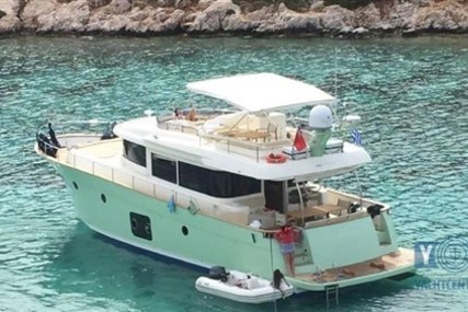 Apreamare Maestro 56 for sale in Turkey for €1,050,000 (£924,280)