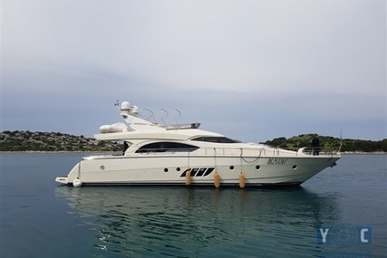 Dominator 680 for sale in Croatia for €798,000 (£705,801)